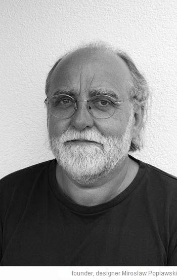 founder, designer - Miroslaw Poplawski
